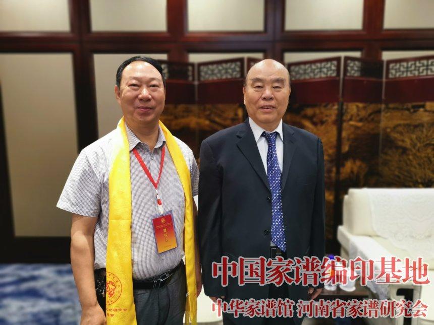 河南省李姓委员会成立大会现场,魏怀习到会祝贺 (17).jpg