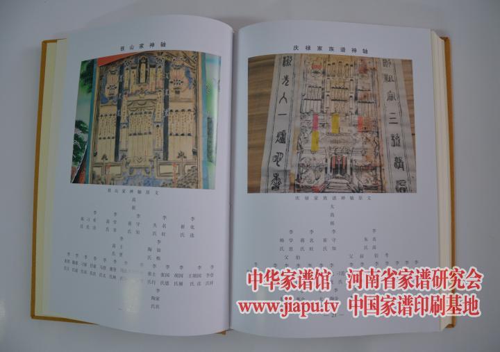 东坡 李 李氏 家谱图片